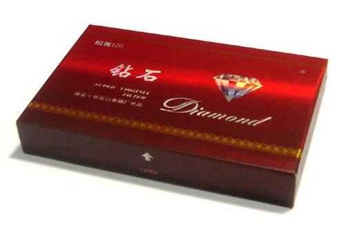 精致砖石烟盒