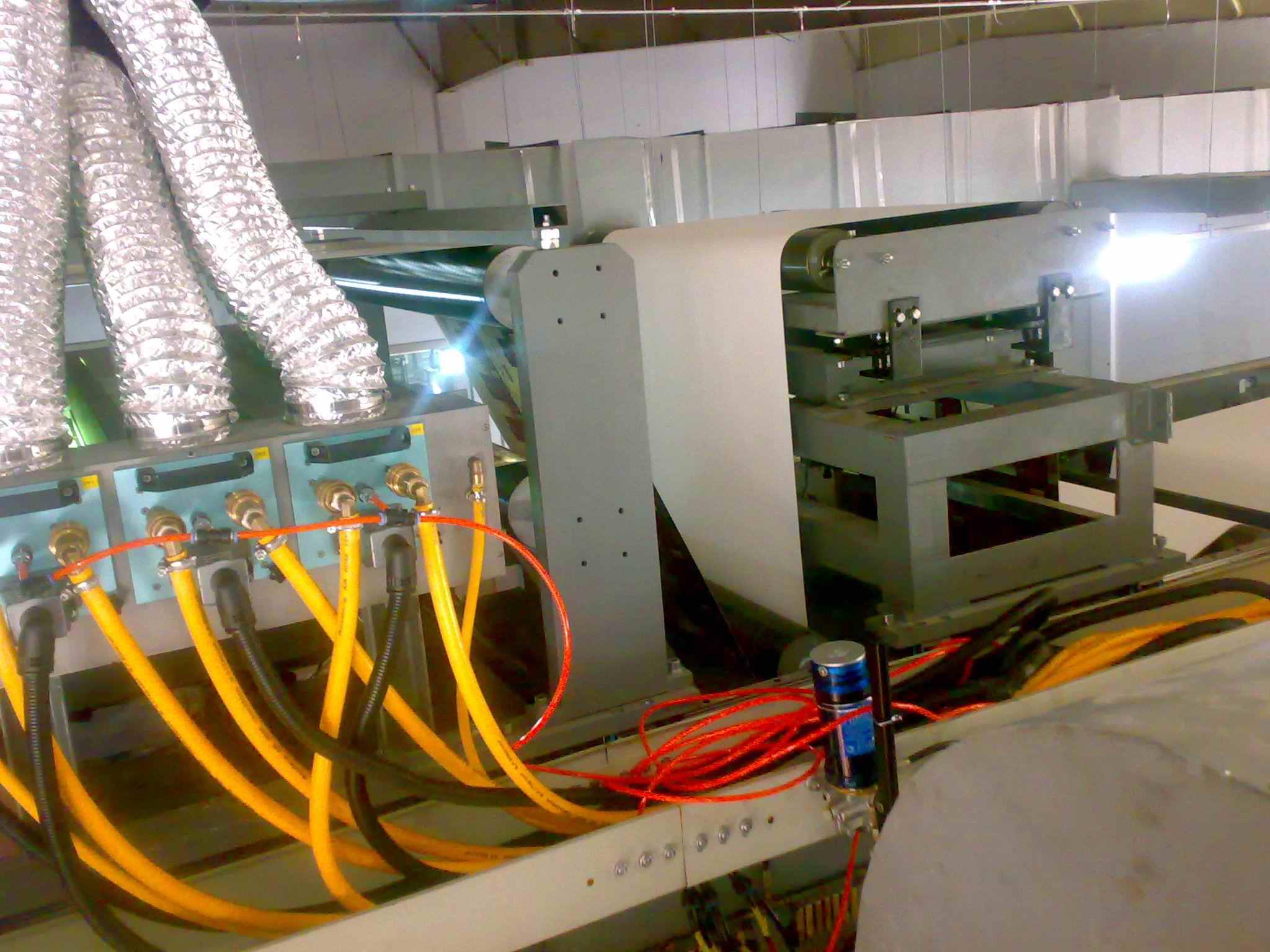 松德凹印机加装UV1