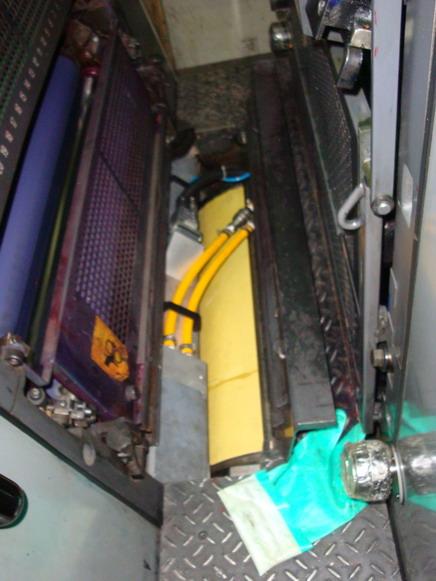 小森L28胶印机加装UV2