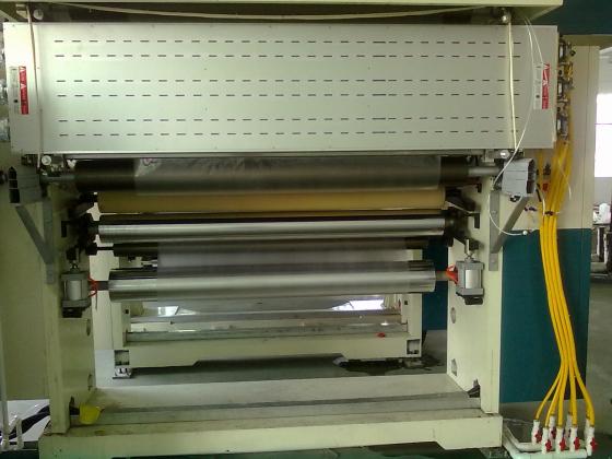 涂布机加装UV2