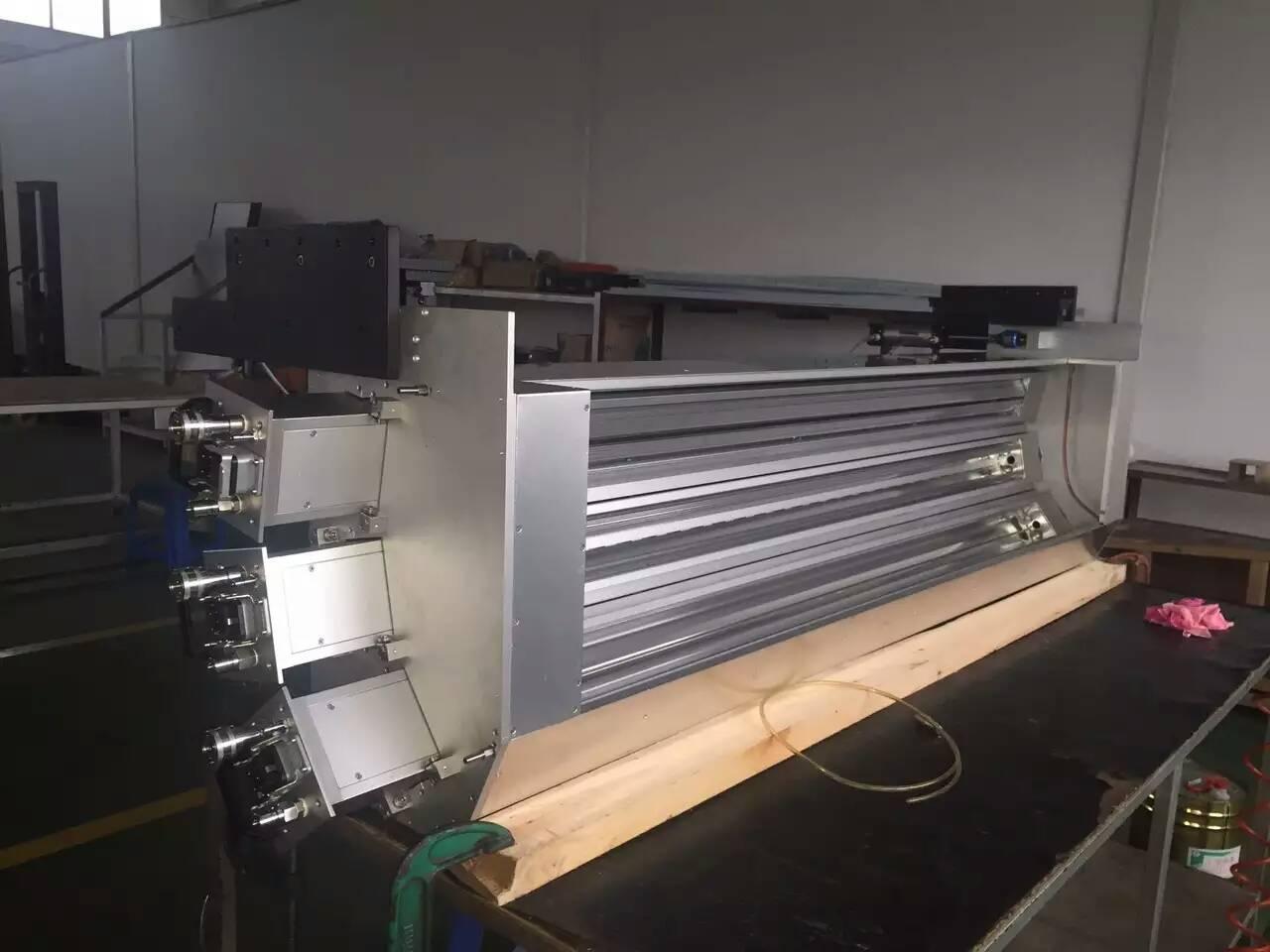 窗膜和保护膜超温UV设备3