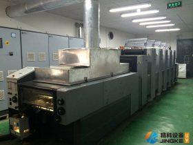海德堡SM52印刷机加装UV