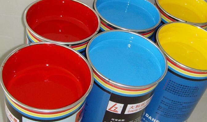 UV固化油墨性能